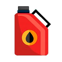 Gas y Gasolina