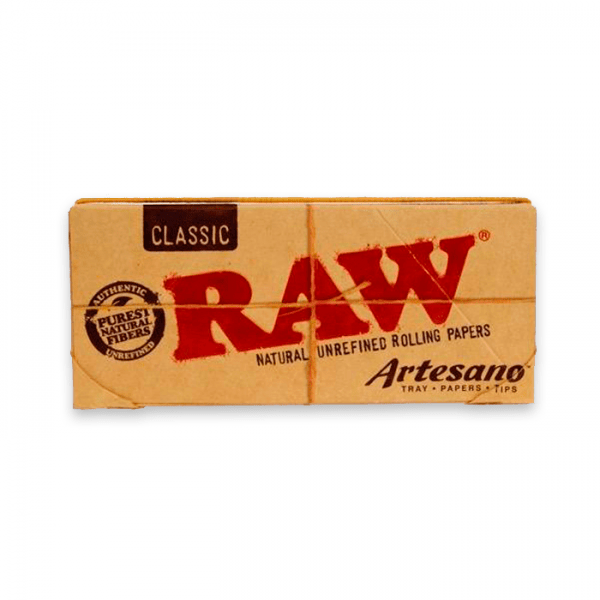 papel de liar raw king size slim artesano classic1