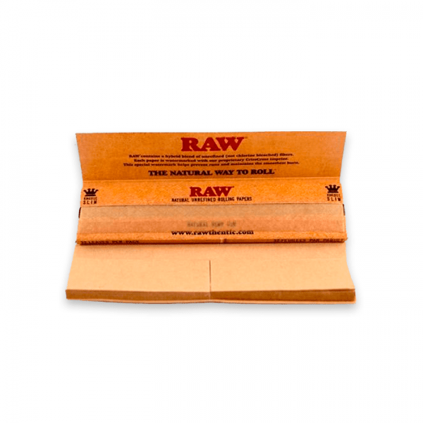 papel de liar raw ks slim connoisseur classic