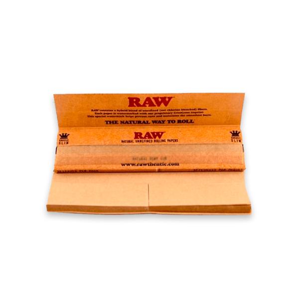 papel de liar raw ks slim connoisseur classic