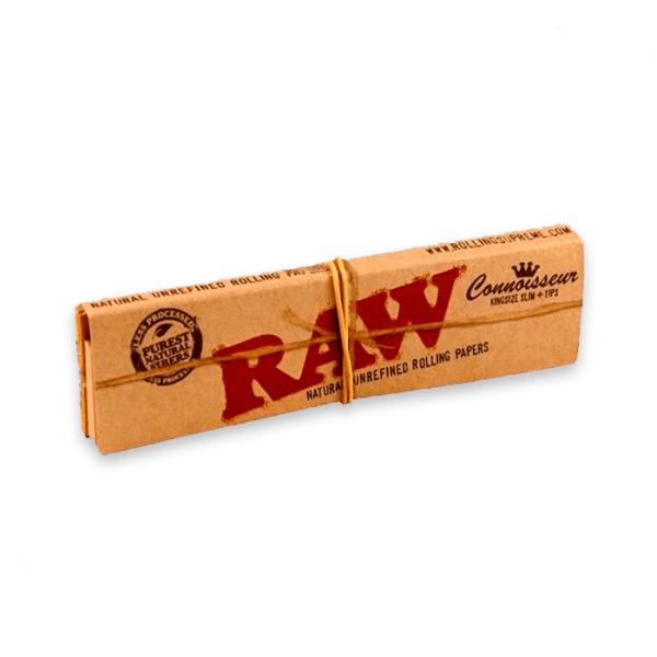 papel de liar raw ks slim connoisseur classic1