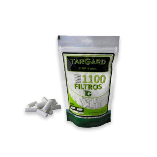 Filtros TarGard Slim 1100 uds1