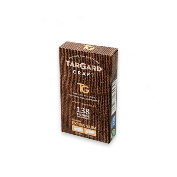 filtros targard extra slim pre-cortados 138 uds1