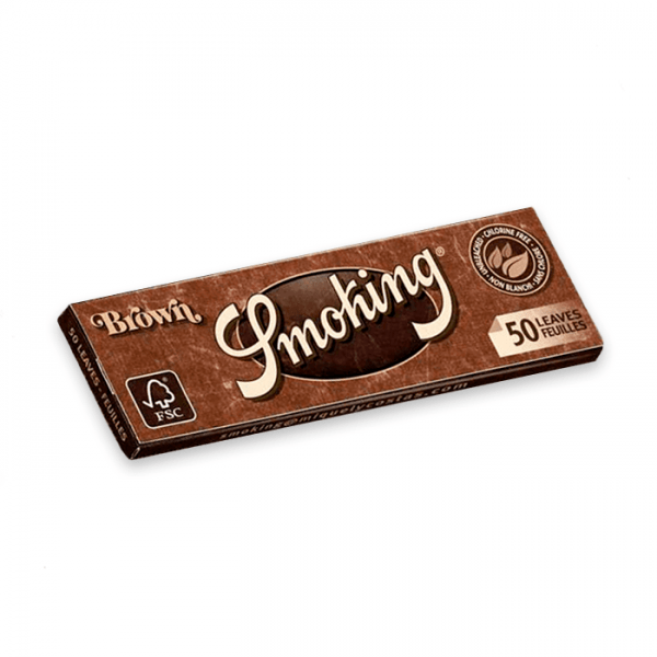papel de fumar smoking brown 1 1-4