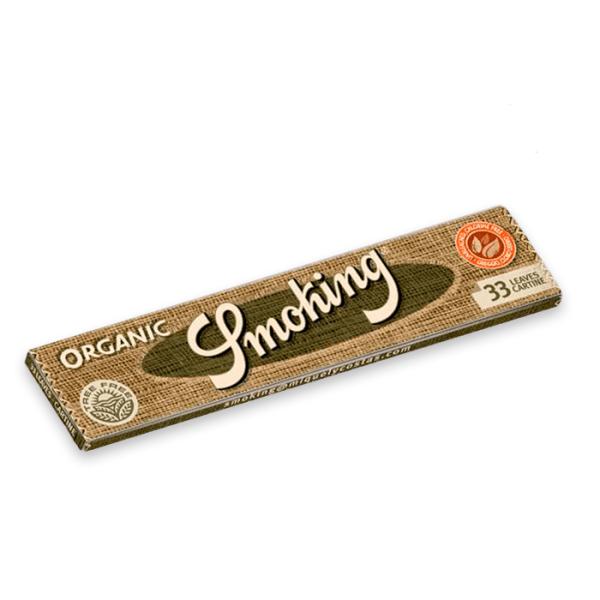 papel de fumar smoking organic king size