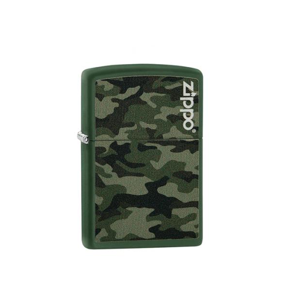 zippo camo and zippo design