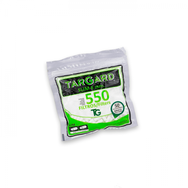 filtros targard slim 550uds1