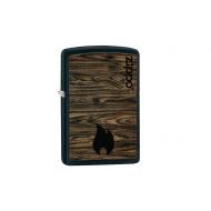 zippo wood look design