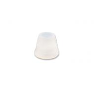 adaptador de silicona de cazoleta