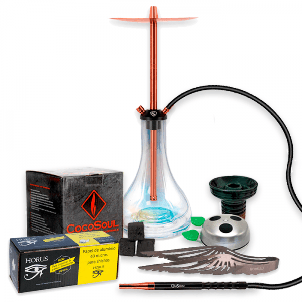 pack cachimba cold smoke arrow max