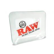 Bandeja de cristal mediana Raw