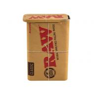 Cajetín metálico Raw para Tabaco