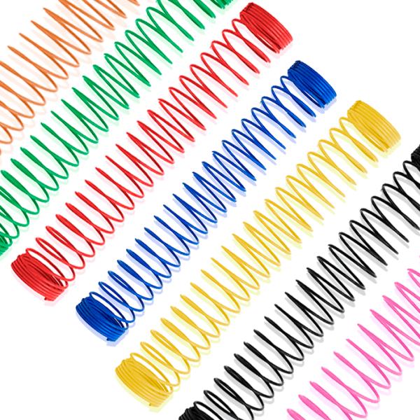 Muelle de metal para cachimba. Diferentes colores.