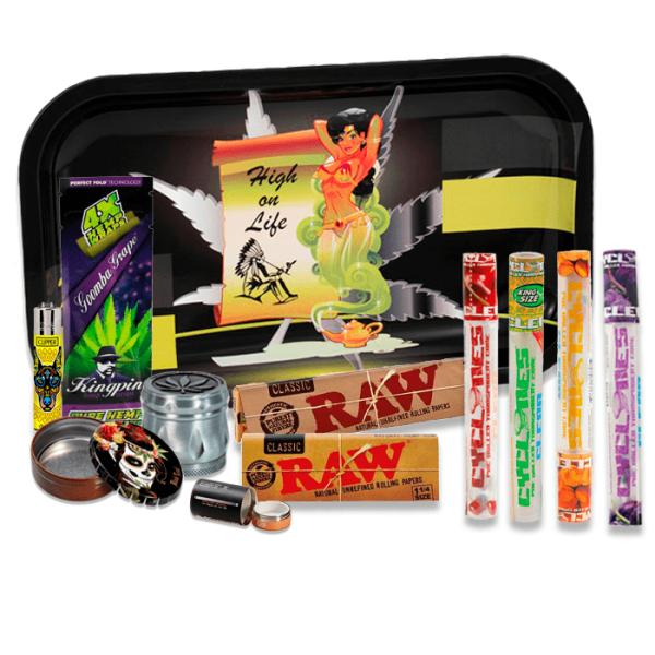 pack weed smoker