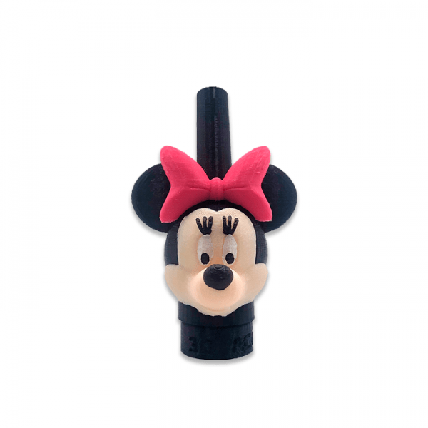 boquilla 3d minnie mouse