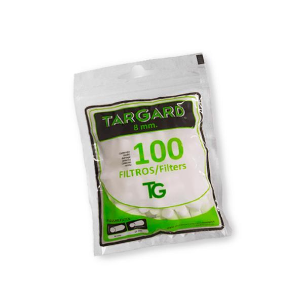 Filtros Targard Regular 100 unidades