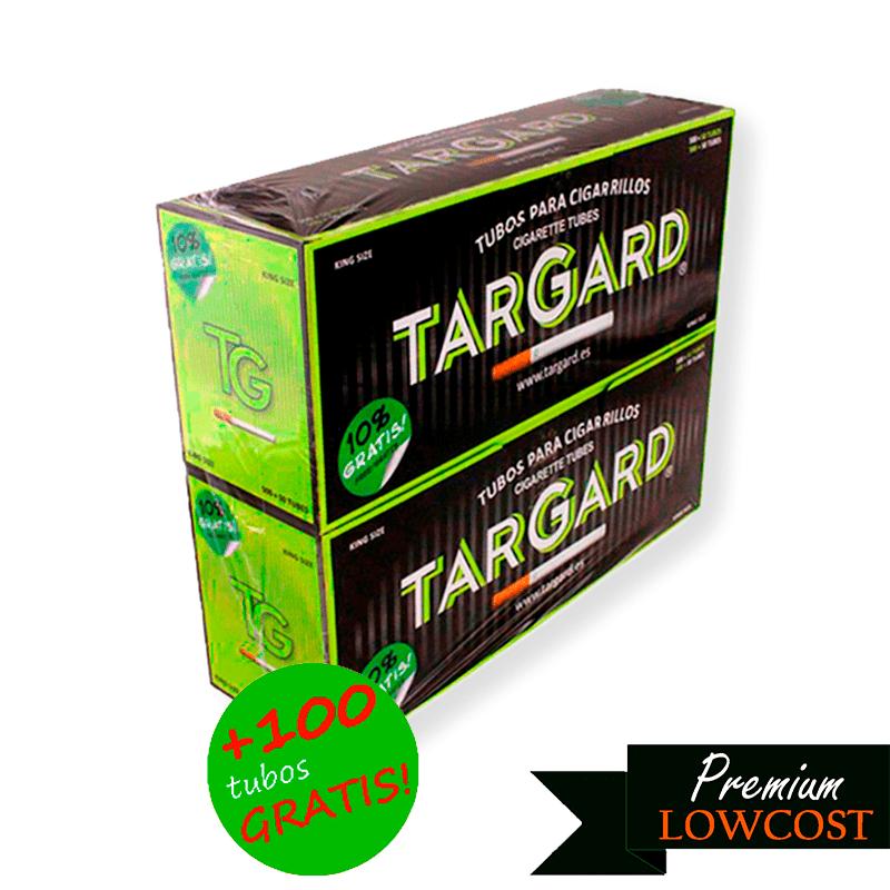 Tubos clasicos 1100 unidades Targard 100 gratis