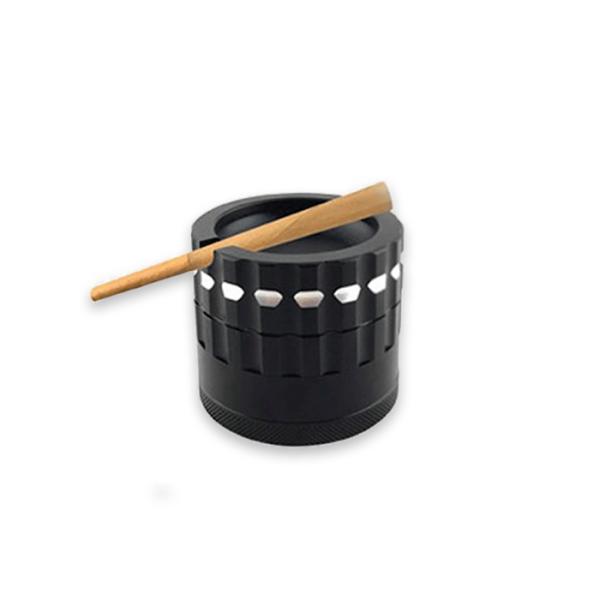 grinder-cenicero champ high 4 partes