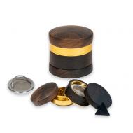 grinder kañamero de madera oscura1