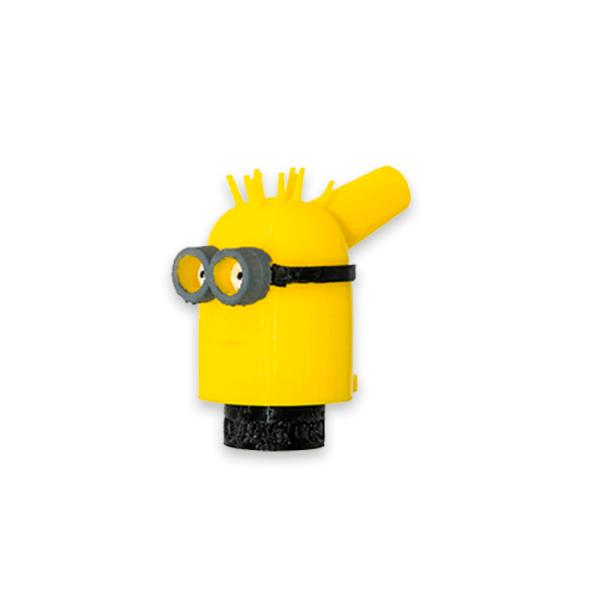 boquilla 3D minion