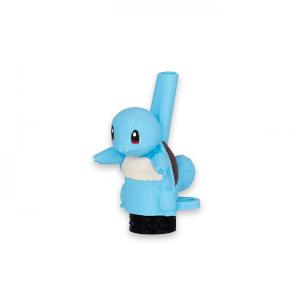 boquilla 3D pokemon squirtle