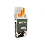 Cajetilla de carton para cigarrillos 100 uds land rover