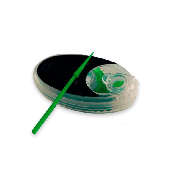 capsulas para filtro de cigarrillo sabor menta