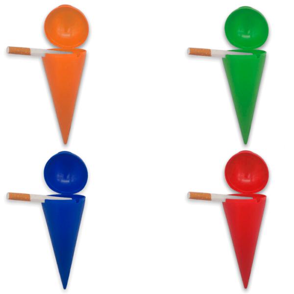 ceniceros para playa de colores